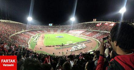 اعلام ظرفیت قطعی ورزشگاه آزادی برای دیدار برگشت فینال لیگ قهرمانان آسیا