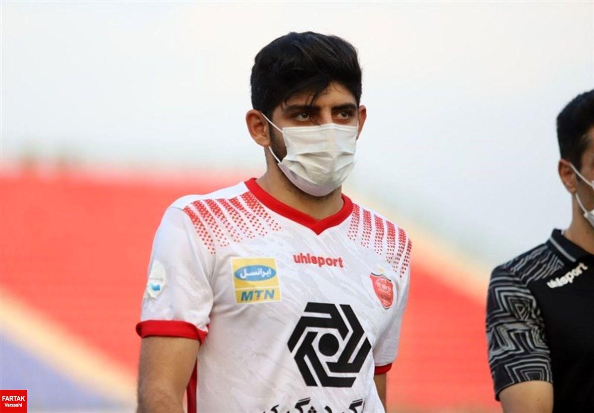درخواست گلمحمدی از مدیران پرسپولیس برای حفظ ترابی