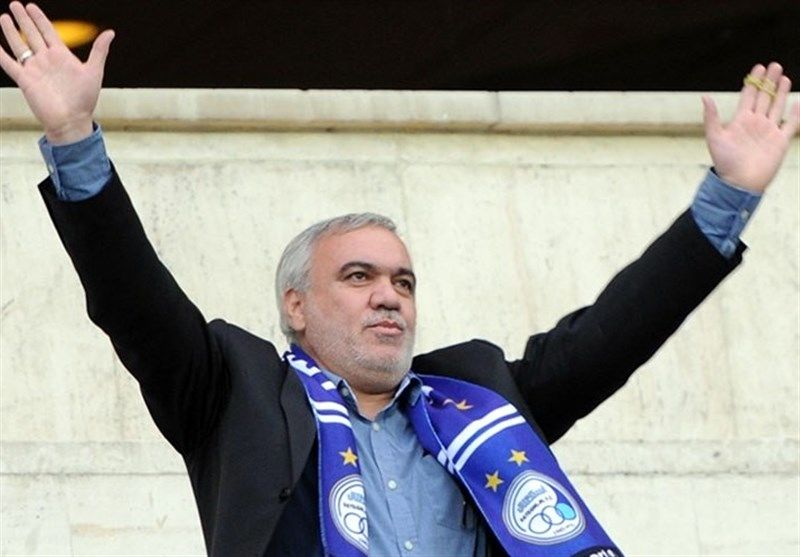 فتح الله زاده: اگر تا ۱۰ روز دیگر مدیرعامل استقلال نشوم، میروم