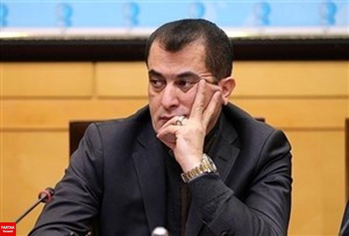 وزارت ورزش خبر استعفای خلیل زاده را تکذیب کرد