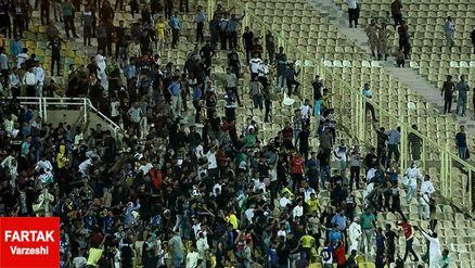 شکایت رسمی باشگاه پرسپولیس از میزبانی تیم استقلال خوزستان