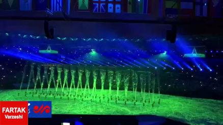 فیلم/ قسمتی از مراسم افتتاحیه المپیک ریو