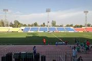 این استادیوم در دوشنبه میزبان پرسپولیس است