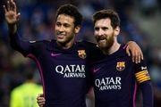 پایان طالع نحس ناکامی های بارسلونا؛ همه چیز آماده بازگشت نیمار؛ حتی لیونل مسی! (عکس)