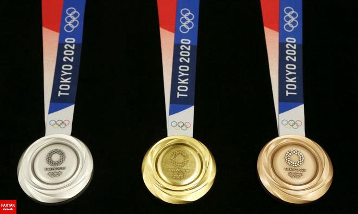 ایران در جایگاه دوم جدول مدال های المپیک قرار گرفت