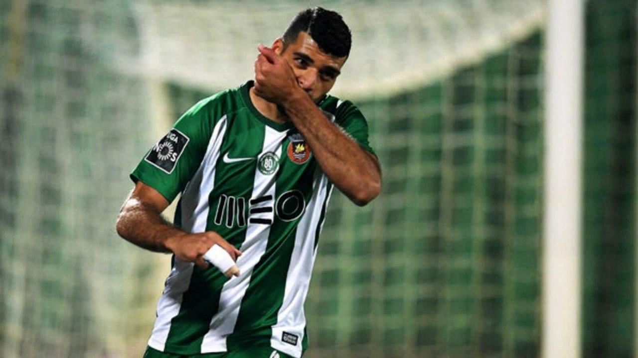 ماجراجویی های ادامه دار ستاره پرسپولیسی در لیگ پرتغال