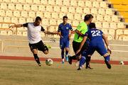 تصاویری دیدنی از بازی شاهین شهرداری بوشهر و شهرداری آستارا