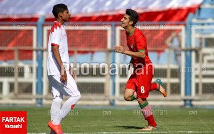 کاپیتان تیم ملی نوجوانان به استقلال خوزستان پیوست