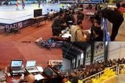 مسابقات کشتی آزاد جام باشگاههای جهان در بابل