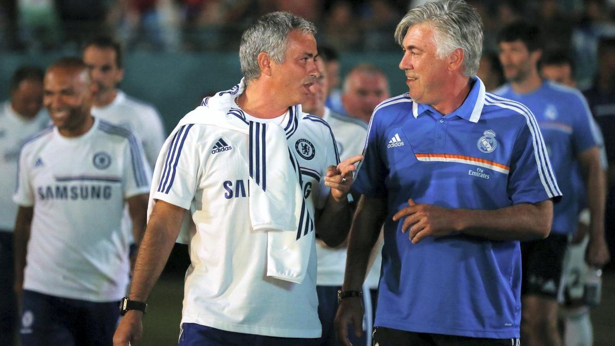رئال مادرید قبل از آنچلوتی دنبال چه کسی بود؟