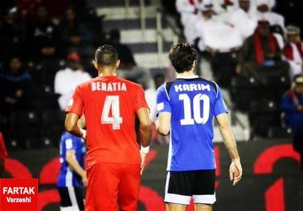 جام حذفی قطر| السیلیه از رسیدن به فینال بازماند
