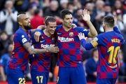 بارسلونا در تدارک جذب روجر مارتی