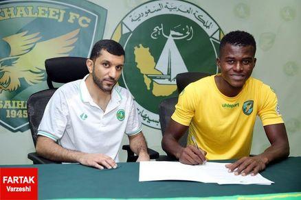 بازیکن سابق سایپا به تیم الخلیج عربستان پیوست