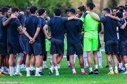 گزارش تمرین استقلال استارت مجیدی با 20 بازیکن