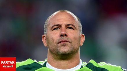 گابور کرالی از فوتبال ملی خداحافظی کرد