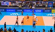 خلاصه والیبال ایران 3 - 1 کره جنوبی+ فیلم