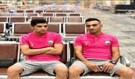 نفت عراق با ایرانی ها در قطر + عکس