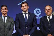 ستارهها مثل کاسیاس وارد انتخابات فوتبال میشوند