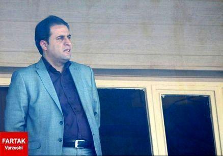 سعید اکبر زاده سرپرست ایرالکوئی ها شد