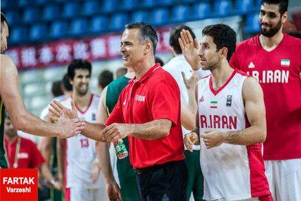 تیم ملی بسکتبال امروز عازم ایتالیا می شود