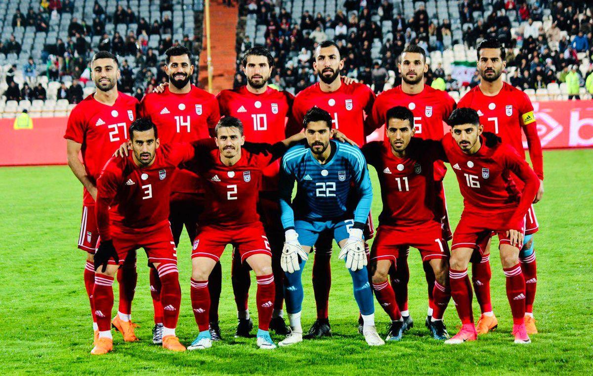 ترکیب تیم ملی فوتبال ایران برای دیدار مقابل سوریه اعلام شد