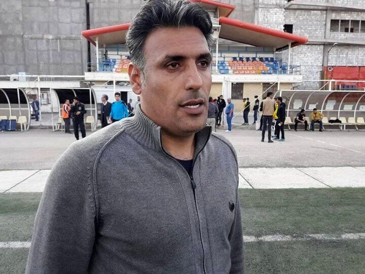 سرمربی استقلال خوزستان: جایگاه ما در لیگ برتر است