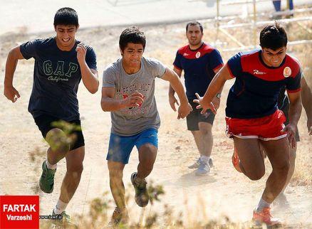 کشتی گیران ازاد کار جوان به اردوی تیم ملی دعوت شدند