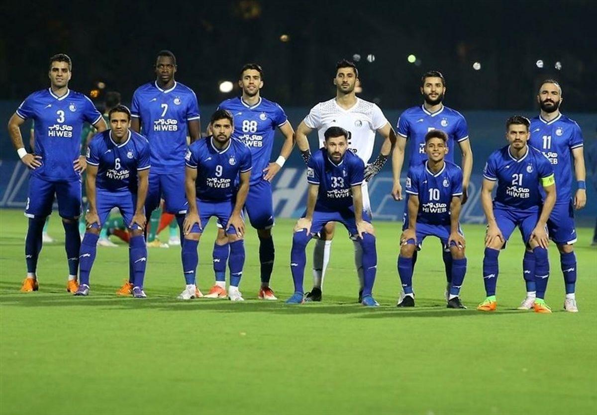 بازگشت اعضای تیم استقلال به ایران