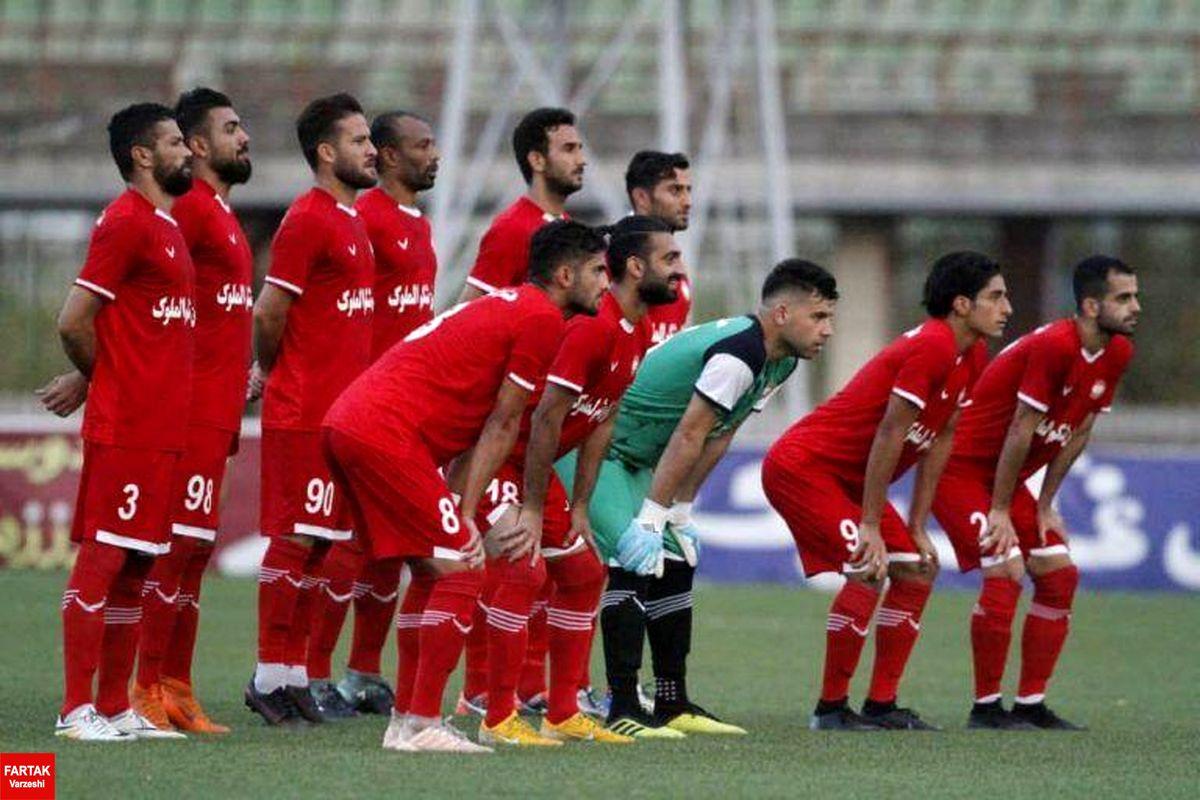 گزارش تصویری دیدار سپیدرود رشت و داماش گیلان/ عکس: سیداحمد کیایی