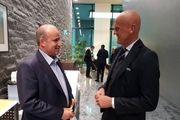 رئیس کمیته داوران فیفا وارد تهران شد