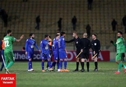 بیانی: مصدومیت بازیکنان استقلال به خاطر اتفاقات نیمفصل و عدم بدنسازی است