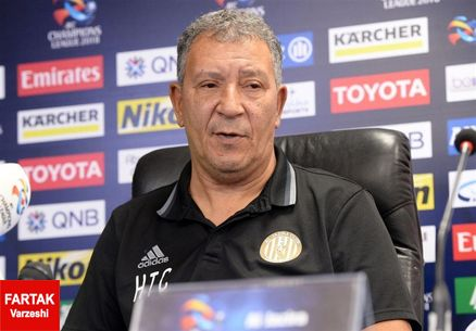سرمربی الجزیره: سوپرمن بازیکنی مثل مسی و رونالدو است نه بازیکن پرسپولیس!