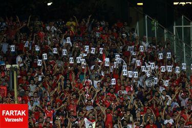 پرسپولیس یک صبا صفر( هفته چهارم لیگ برتر 96-95)/ گزارش تصویری