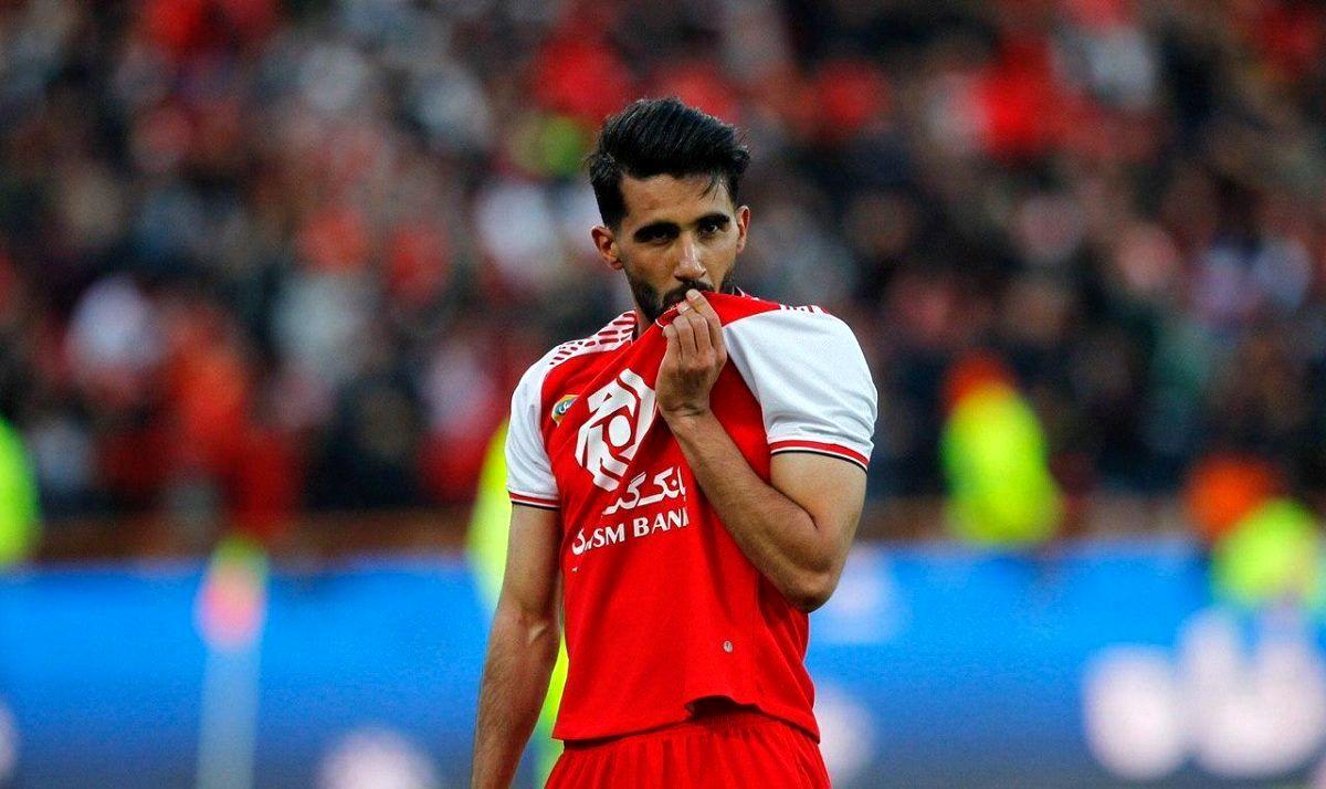 «بشار» بهترین بازیکن سال عراق شد