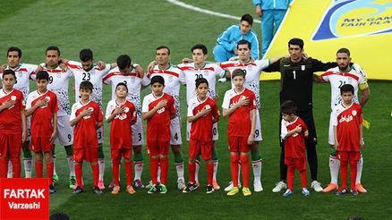 اطلاعیه فدراسیون فوتبال در مورد لباسهای تیم ملی
