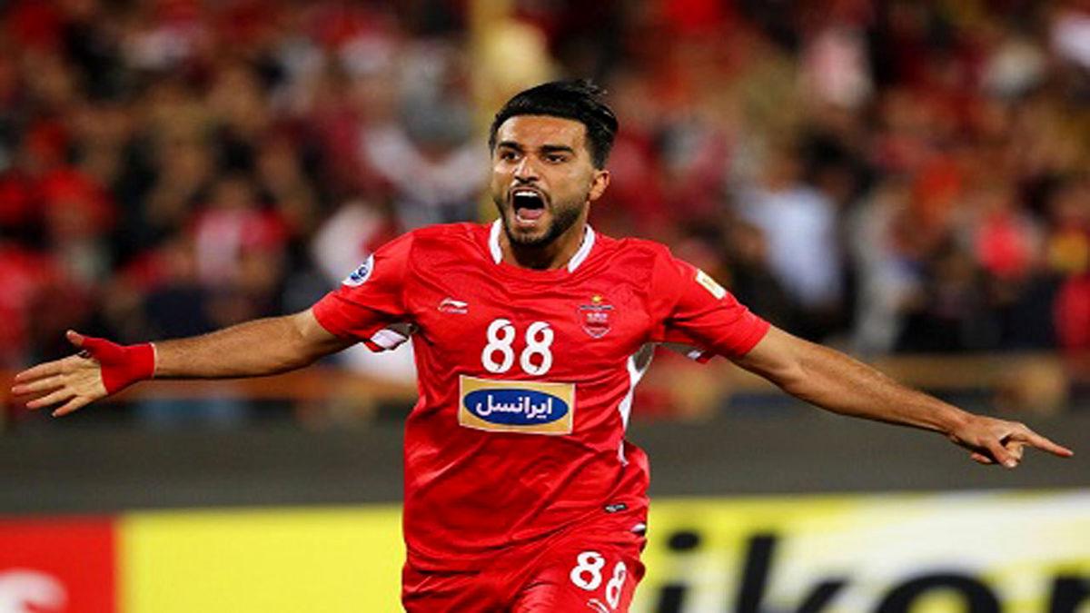 نعمتی، بهترین هافبک لیگ قهرمانان آسیا در سال ۲۰۱۸ شد