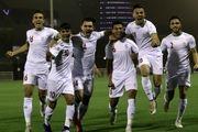 پیروزی قاطعانه تیم امید مقابل کویت