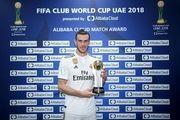 بهترین بازیکن رئال مادرید مقابل کاشیما مشخص شد