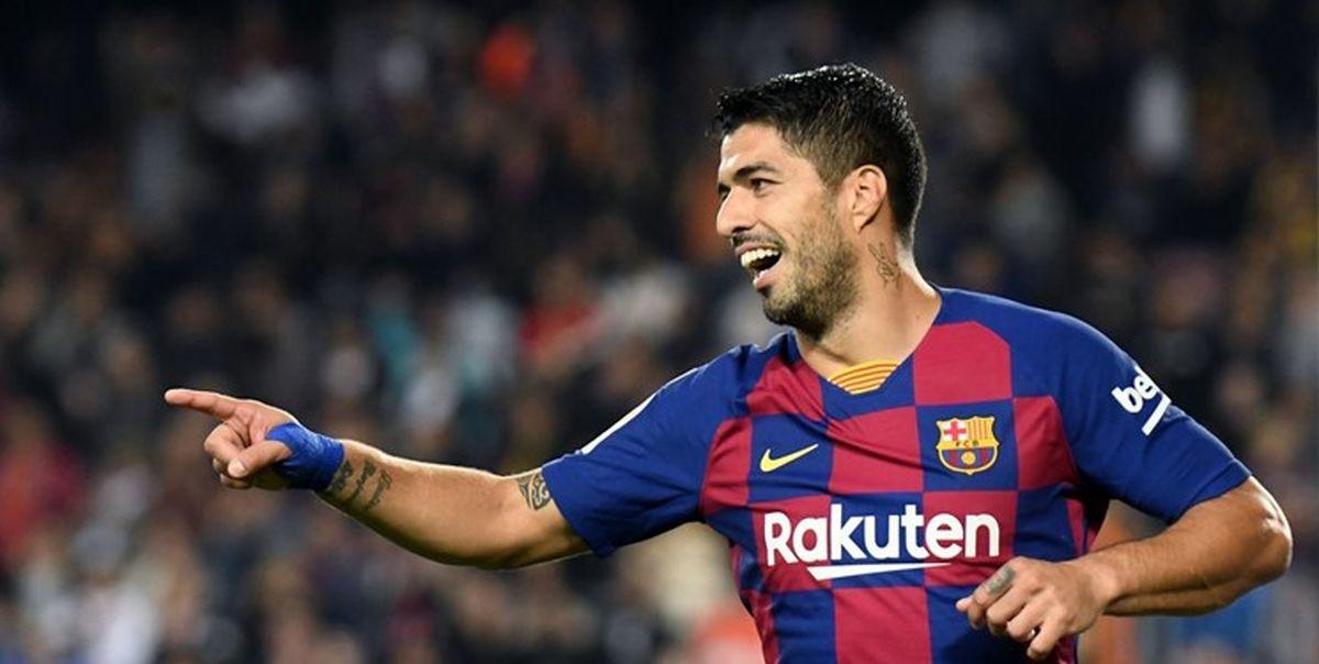 درخواست سوارز از بارسلونا
