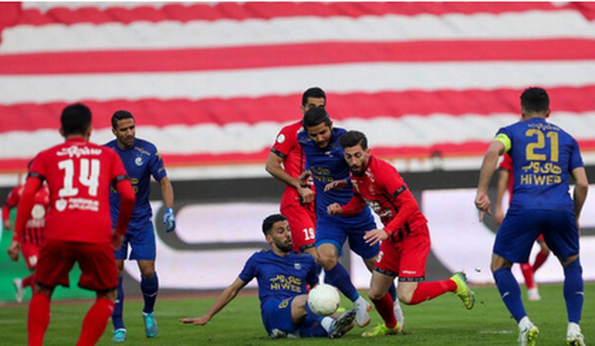احتمال دیدار استقلال و پرسپولیس در لیگ قهرمانان آسیا