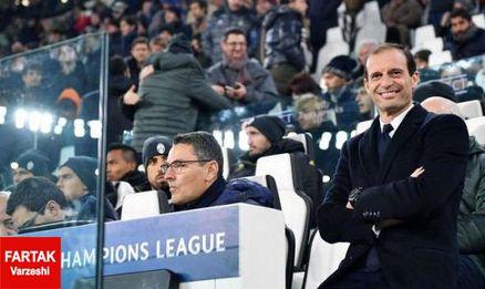 از درخواست الگری تا علاقه ی لیورپول به خرید ستاره ی تیم یوونتوس