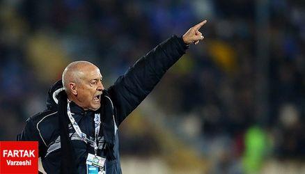 فریرا: این پیروزی شایسته بازیکنان السد بود