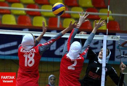ماه عسل اردوی بانوان والیبالیست با دو پیروزی و یک شکست به پایان رسید