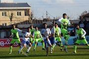 برتری تیم فوتبال خونه به خونه مازندران مقابل تیم امیدهای باشگاه در دیدار تدارکاتی