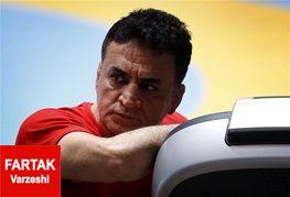 محمد بنا سرمربی تیم ملی کشتی فرنگی بزرگسالان شد