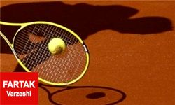 جشن پیروزی تنیس با طعم اشک!