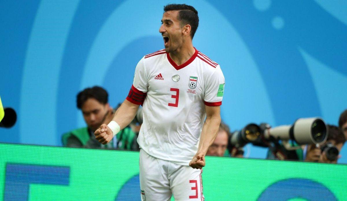 تجربه احسان حاج صفی یار همیشگی تیم ملی