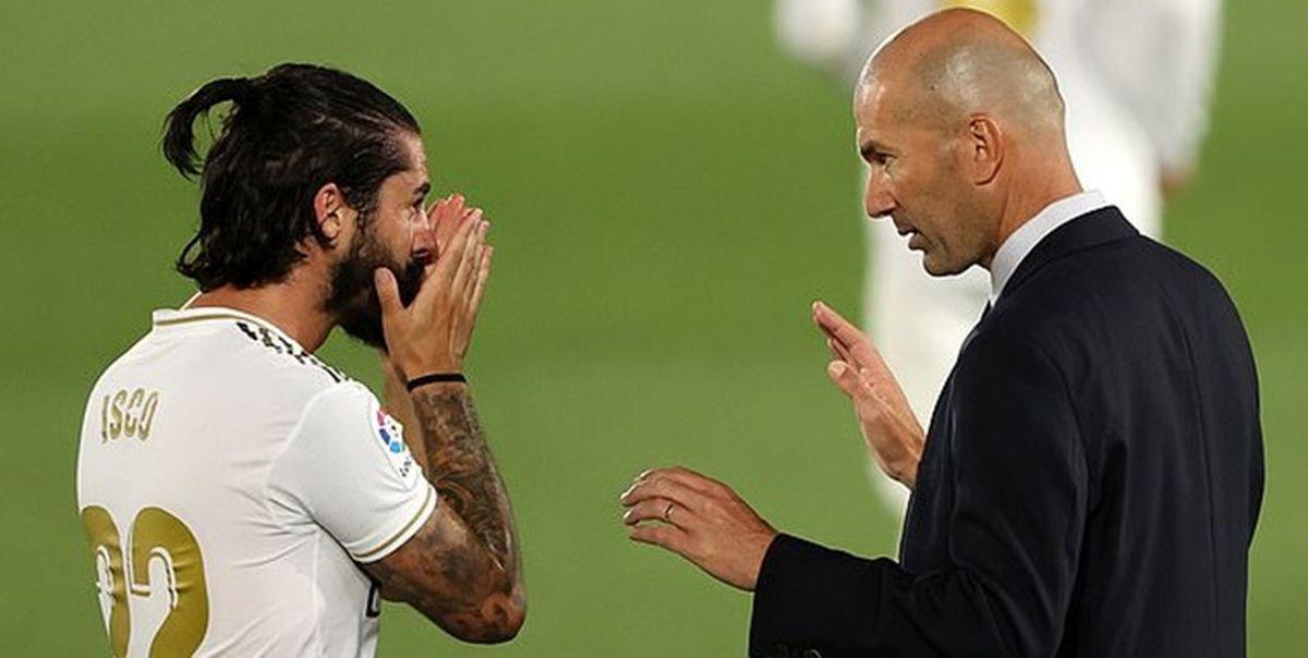 زیدان:بازی با میلان مانند یک فینال است/  ایسکو از رئال میرود؟ فعلاً بازیکن ماست