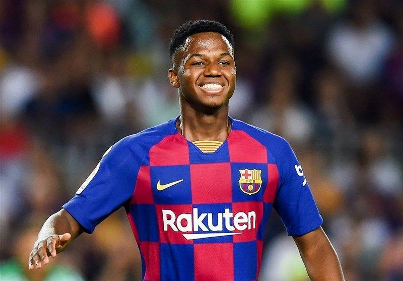 بارسلونا به دنبال تمدید قرارداد فاتی