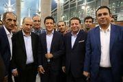 بازگشت تیم داوری ایران در جام جهانی با استقبال مسئولان